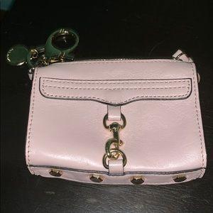 Brand new Rebecca Minkoff keychain wallet